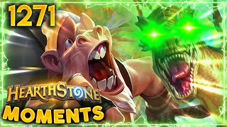 Small Innocent Bird BROUGHT SOME HUUUGE FRIENDS | Hearthstone Daily Moments Ep.1271