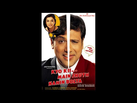 Kyo Kii.... Main Jhooth Nahin Bolta | Full Movie | 2001 HD
