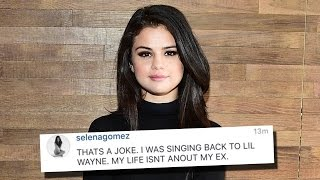 Remember full house? (throwback)►►https://youtu.be/furucrw4kne more celebrity news ►► http://bit.ly/subclevvernews you guys, can selena live?? the singer has...