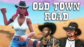 "Fortnite Montage - ""OLD TOWN ROAD"" (Lil Nas X & Billy Ray Cyrus)"