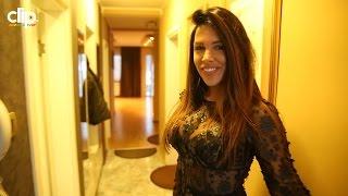Zavirite u stan u kome boravi Kaja Ostojić kada je u Beogradu