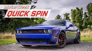 2019 Dodge Challenger Lineup | Quick Spin