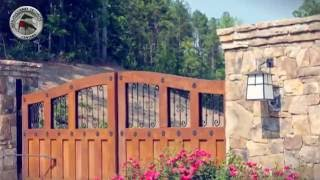 Recent Wood Gates | Mulholland Security Los Angeles 1.800.562.5770