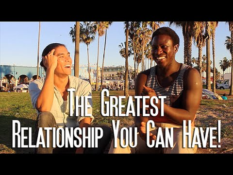 "The Greatest Relationship You Can Have ft. ""Infinite Waters (Diving Deep)"""