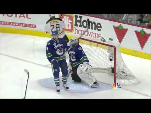 2011 Stanley Cup Finals - Vancouver Canucks vs Boston Bruins Game 2 Highlights 6/4/11