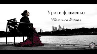 Как танцевать фламенко Уроки фламенко для начинающих Урок 13 Flamenco lessons free