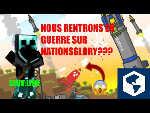 ON MISSILE UN PAYS !? ''NationsGlory''-PolariX
