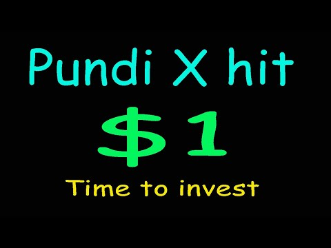 PUNDI X PRICE PREDICTION 2021 - PUNDI X (NPXS) PUMP COMING SOOON
