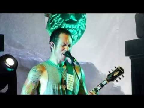Trivium - Blind Leading the Blind - live @ Z7, Pratteln 10.8.2015 - new song