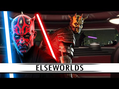 What If Mace Windu Trained Darth Maul? (PART 2) – Star Wars Elseworlds