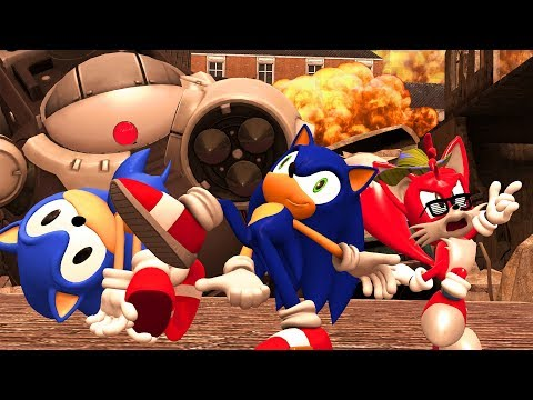 Sonic Zombie Forces