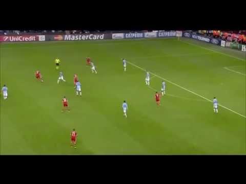ManCity Vs Bayern Munich Benny Hill Style