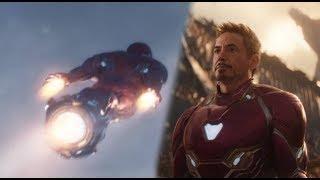 Iron Man: Mark L (50) Suit Up UHD @ Avengers: Infinity War.