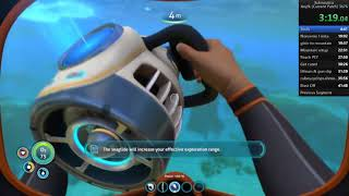 Subnautica Survival Any 4139 Former World Record
