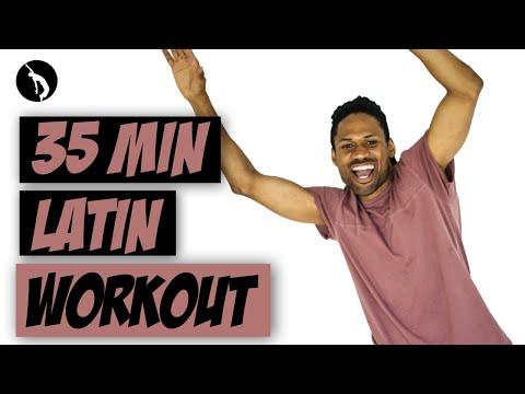 Latin Dance Workout 2020 - Reggaeton Salsa Bachata - Cristina, Esta Rico, Los 4, Pa La Camara, Calma