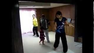 Bhangra Practice.....