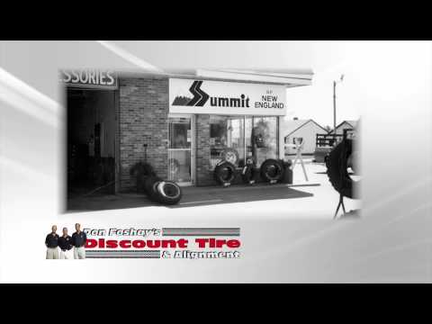 Don Foshay's Discount Tire and Alignment Vignette
