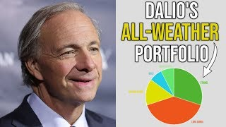 Ray Dalio Thrives In Stock Market Crashes. Here's His All-Weather Portfolio.