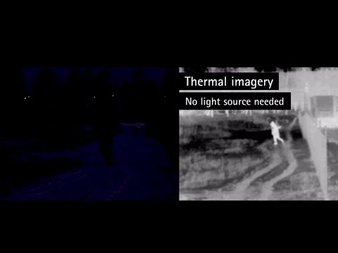 Axis Thermal Imaging Cameras Provides Reliable Detection in Dark & Challenging Conditions