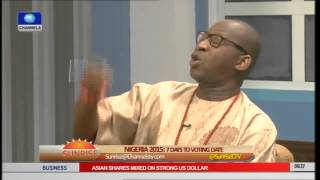 Vilification Of Jega Is Just A PDP Smokescreen - Obahiagbon