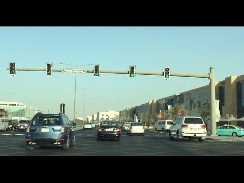 Doha City Drive I HIA Airport Road I Wakra Road I Qatar