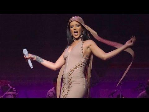 Rihanna | Consideration | DVD The ANTI World Tour Live (HD)