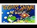Yoshi's Safari (SNES/1993) - Yoshi - mehr als nur ein Reittier