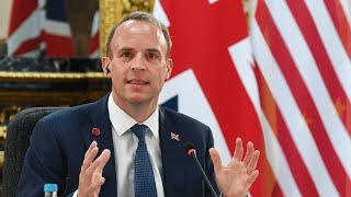 G7 meeting a 'good opportunity' to engage with India, says Dominic Raab