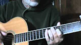the message - john martyn (cover)