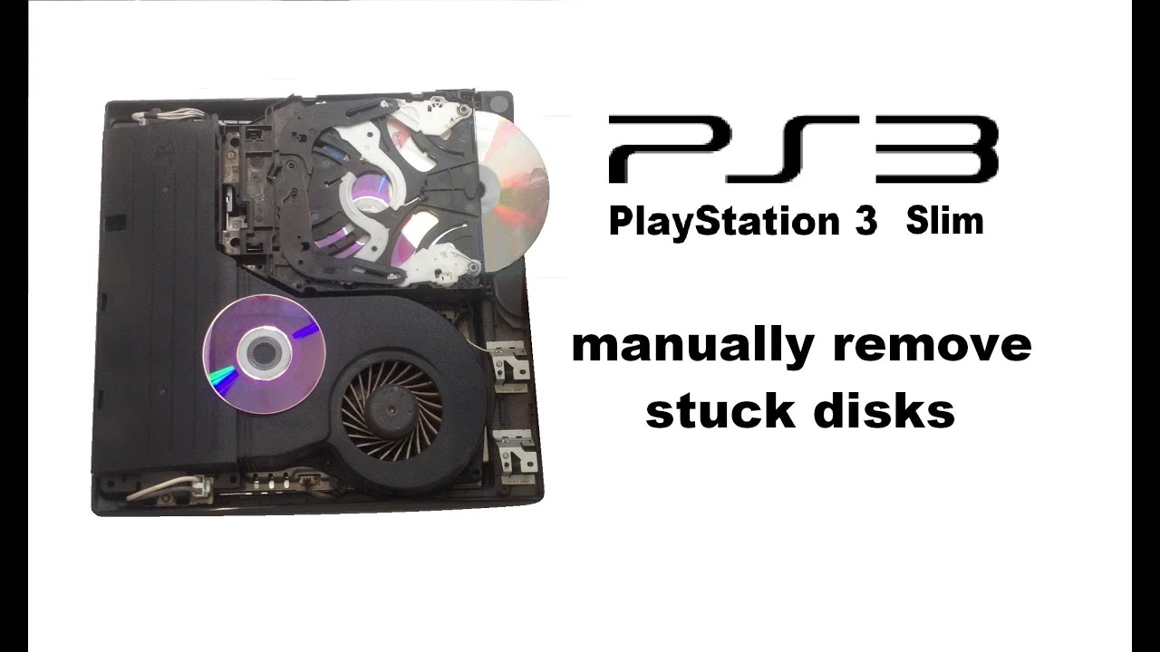 coin stuck in ps3