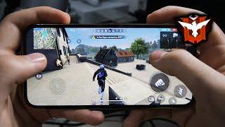 ¡ME COMPRO un iPhone 12 Pro SOLAMENTE PARA JUGAR FREE FIRE y LLEGAR A HEROICO! *sorprendido