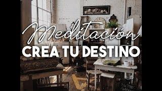 "MEDITACIÃ""N GUIADA PARA DORMIR PROFUNDAMENTE | CREA TU DESTI..."