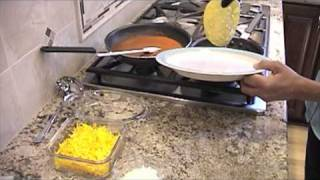 How To Make Cheese Enchiladas By Rockin Robin