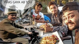 Party from my dost Dimpu Baruah | Helmetless Cop | Vlog 69
