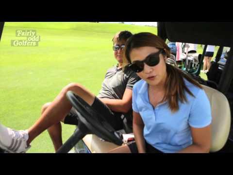 Funny - Fairly odd Golfers run riot at Laguna National Golf Club Part 1