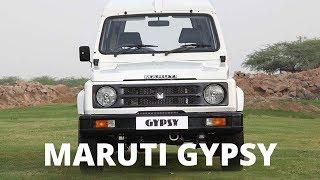 Maruti Gypsy