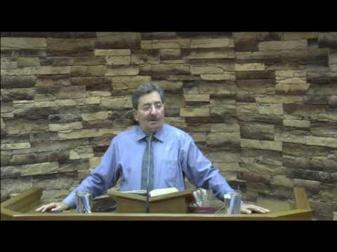 26.10.16 Ι Κορδορούμπας Δ. Ι Εβραίους ια΄ 8-19 Ι Να εμπιστευτούμε τις βουλές του Θεού