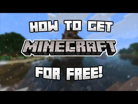 How To Get MINECRAFT For *FREE* On PC! Fastest Method!