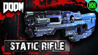 Doom: STATIC RIFLE Guide | Doom Multiplayer Weapons 2016 (Review, Tips + Gameplay)