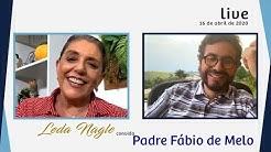PADRE FÁBIO DE MELO DIRETO DA LIVE COM LEDA NAGLE