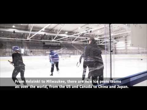 Finnish hockey–baseball hybrid may get Olympic status