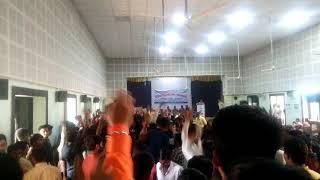 Yogeshwari college Ambajogai enjoy in gathering 2018