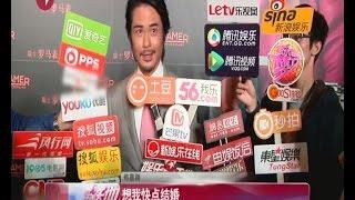 郑嘉颖Kevin Cheng不恋爱  都怪媒体跟太紧!