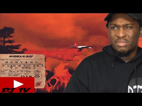 """SORIANO - """"PLANE TICKET TO HELL"""" FIRST REACTION/REVIEW!!!"""