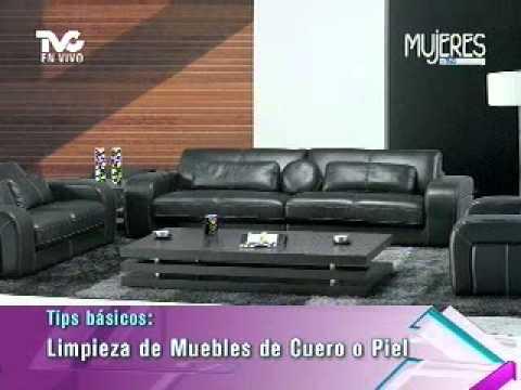 Limpieza De Muebles De Cuero O Piel (METVC)   YouTube