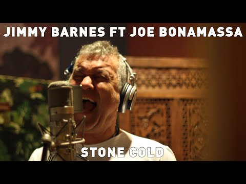 Jimmy Barnes - Stone Cold feat. Joe Bonamassa - Official Video