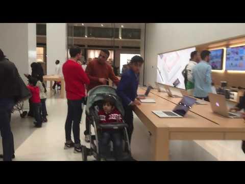 World's Largest Apple Store | Inside The Apple Store Dubai | Apple Store Opening