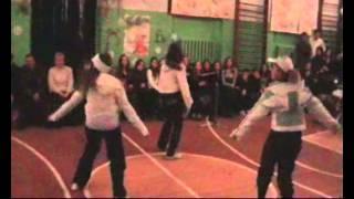 "Т.Л.""Гаудеамус"" Дондюшаны (2008 г.) Танцуют Танечки)"