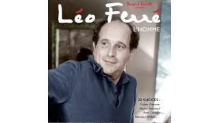 Léo Ferré - La chanson du scaphandrier
