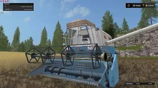 Fortschritt E512 combine FS17